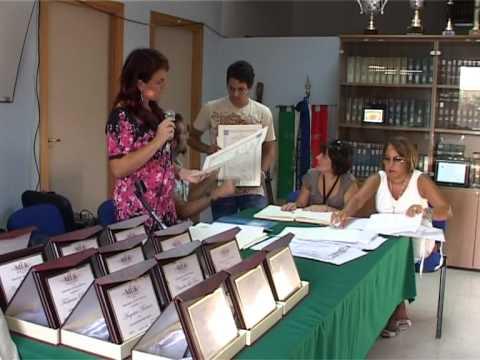 Al M.L.K. di Favara si sono consegnati i diplomi