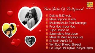 Best Jodis Of Bollywood - Love Songs - Evergreen Bollywood Collection - Jukebox
