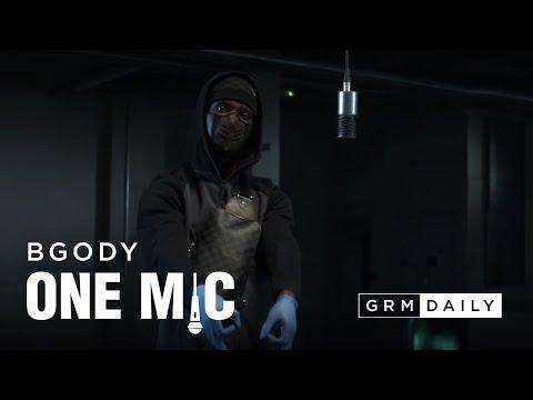 Bgody – One Mic Freestyle | GRM Daily