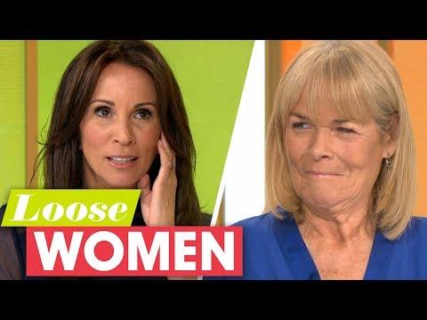 Royal Breaking News Interrupts Andrea Sharing Her Emergency Caesarean Experiences | Loose Women