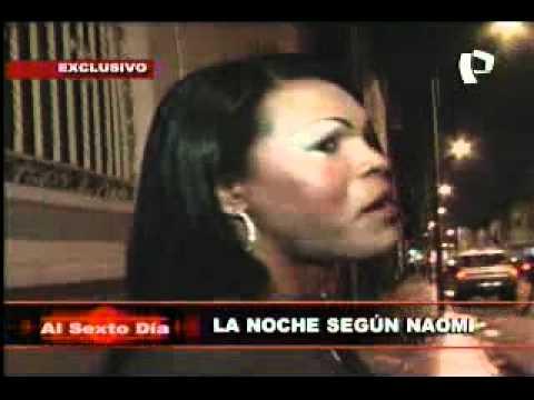 Travestis del Centro de Lima: Conoce sus historias nocturnas (1/2)