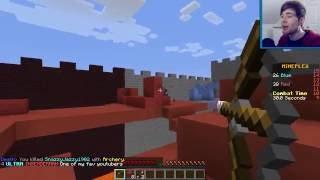 Minecraft | I'M SUCH A LET DOWN!! | Turf Wars Minigame