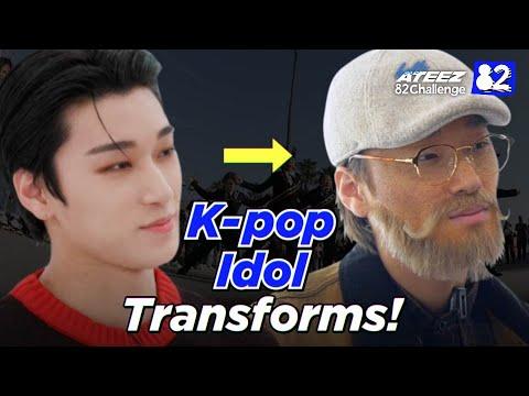 K-pop Idol Goes Undercover | 82Challenge EP.1