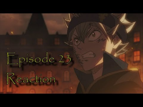 Another Rival?! | Black Clover Ep 23 | Reaction