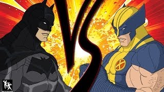 GIVE ME A SHOUT ON TWITTER: https://www.twitter.com/HakimaStudiosFinally, Batman stands off against Wolverine, in an all out battle for survival. Only one of these two legendary heroes will be able to walk away victorious and the other must dwell in the abyss of total and utter defeat. PLUS... FIND ME IN THE PLACES BELOW!Website: http://www.hakimastudios.comFacebook: https://www.facebook.com/hakimastudios/Instagram: @HakimaStudiosPatreon: https://www.patreon.com/HakimaStudios
