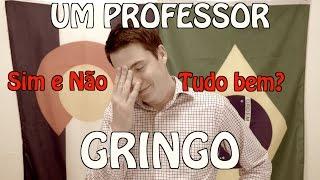 Aula de Português com um Gringo (Portuguese is Easy!)