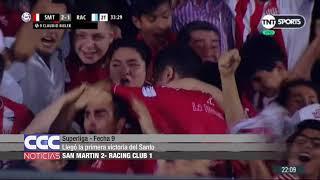 Superliga - Fecha 9