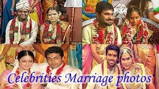 Telugu Actors, Actress, Comedians marriage photos   Rare photos of Telugu heros