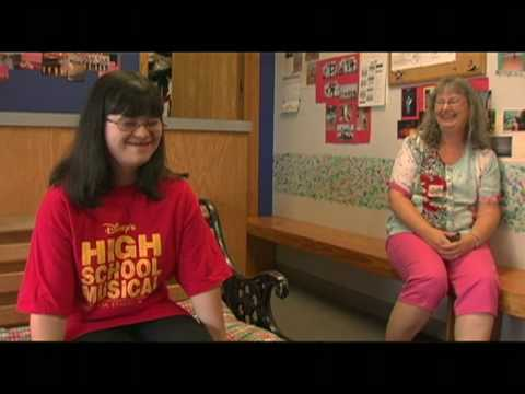 Watch video Down Syndrome in the 21st century