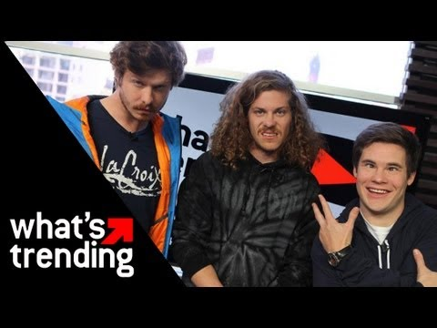 The Workaholics Guys on Telemarketing,