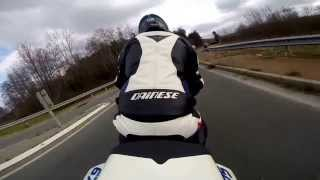 7. Let's go for a ride on Triumph Daytona 675 SE !