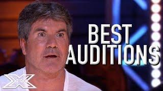 Video BEST AUDITIONS On The X Factor 2018!   X Factor Global MP3, 3GP, MP4, WEBM, AVI, FLV Januari 2019