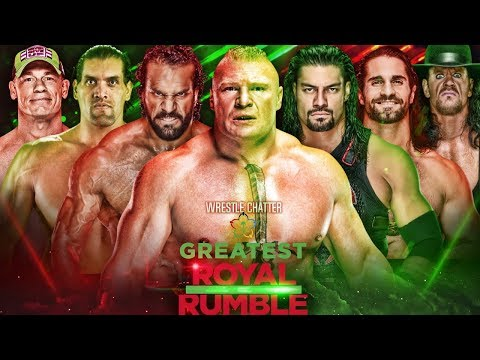 Greatest Royal Rumble Highlights Result Predictions Winners !