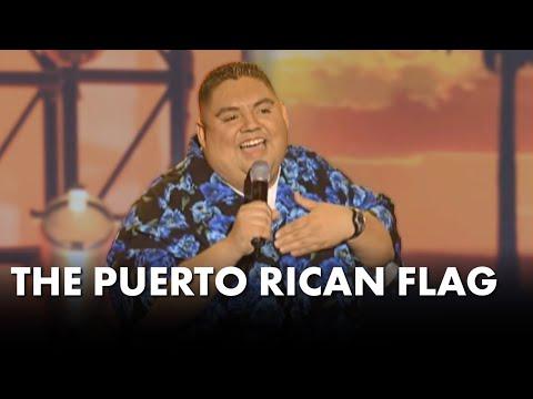 The Puerto Rican Flag | Gabriel Iglesias
