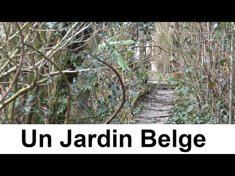 Jardin des Fraternités Ouvrières à Mouscron (видео)