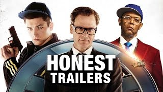 Video Honest Trailers - Kingsman: The Secret Service MP3, 3GP, MP4, WEBM, AVI, FLV April 2018