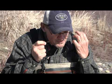 nymph - 30 year fly fishing veteran explains how to rig your fly rod quickly and effectively to fish nymphs and indicators for trout, steelhead, and salmon.