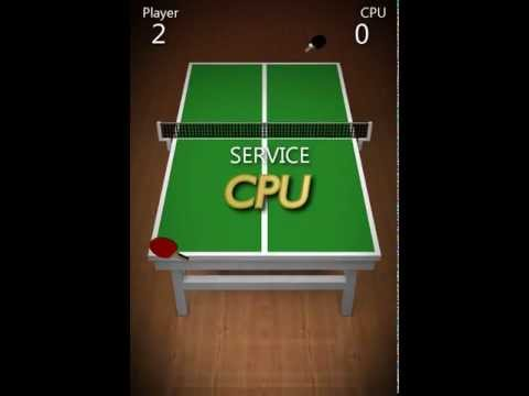 Video of Table Tennis Fever