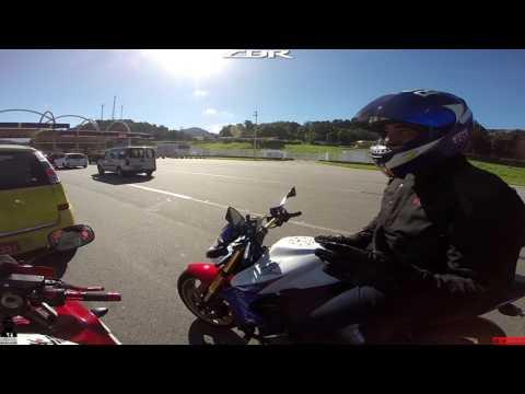 Indo ao 12º Moto Route Três Rios, CBR 600f e CB1000, Part3