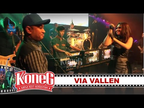 KONEG LIQUID Feat Via Vallen - Laguku [LIVE CONCERT - Liquid Cafe] [Dangdut Koplo] 2nd Mp3