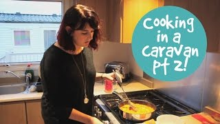 Cooking in a caravan part 2: Chicken Curry (07:05)