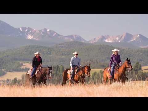 Horseback Riding at The Ranch at Rock Creek