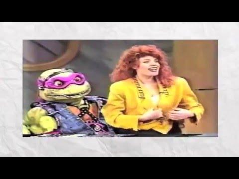 10 Best Ninja Turtles VS Oprah in the 90's Awkward Moments