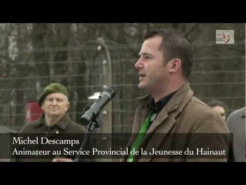 Buchenwald et le drapeau clandestin. Voyage mémoriel pour 175 jeunes