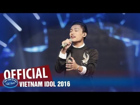 VIETNAM IDOL 2016 GALA 6 - NƠI ẤY - VIỆT THẮNG