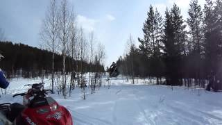 7. Arctic Cat XF800 High Country