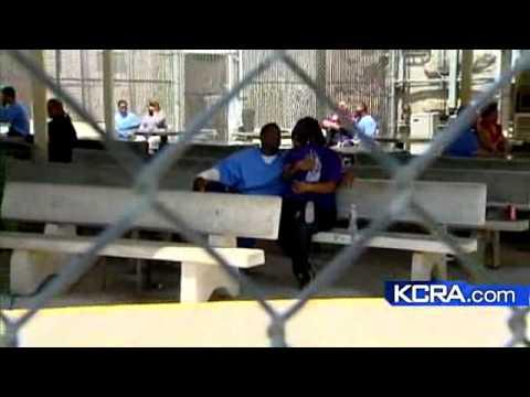 Folsom Prison Fathers Get Visit From Children