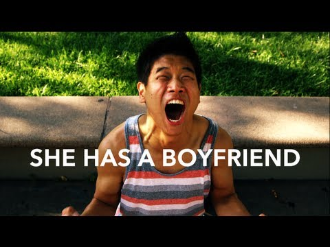 She Has a Boyfriend!!!