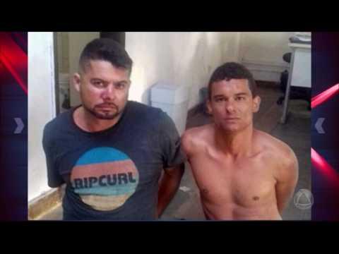 Dois homens são presos por suspeita de arrombamento em Boquim - Tolerância Zero