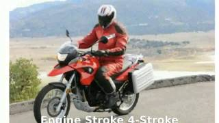 4. 2009 BMW G 650 GS - Walkaround and Features