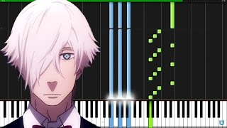 Video Moonlit Night - Death Parade [Piano Tutorial] (Synthesia) // Zeila MP3, 3GP, MP4, WEBM, AVI, FLV Juni 2018