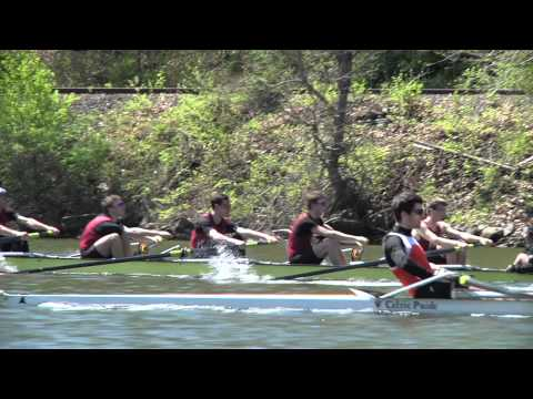 Lightweight Crew vs. Harvard, Princeton: First Varsity