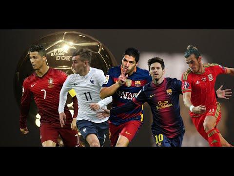 ?Qui�n debe ganar el BAL�N DE ORO, y POR QU�?_Legjobb vide�k: Sport