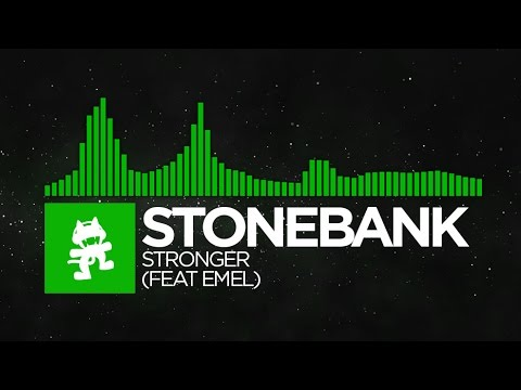 [Hardcore] - Stonebank - Stronger (feat. EMEL) [Monstercat Release] (видео)