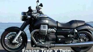 4. 2014 Moto Guzzi California 1400 Custom -  Top Speed motorbike