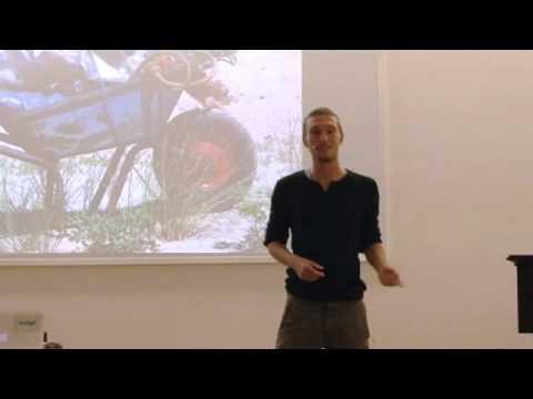 Doe mee verlos de zee: Matthijs Lievaart at TEDxDordrecht