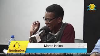 Martin Haina con su amen sobre los candidatos políticos para el 2020