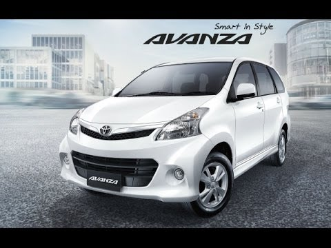 New Toyota Avanza 2014