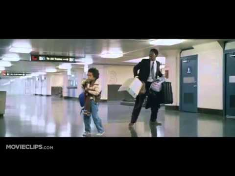 The Pursuit of Happyness(7/8)Movie CLIP-The Time Machine 2006 HD
