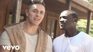 Joey Montana Ft Akon Y Mohombi – Picky (Remix) (Behind The Scenes) videos