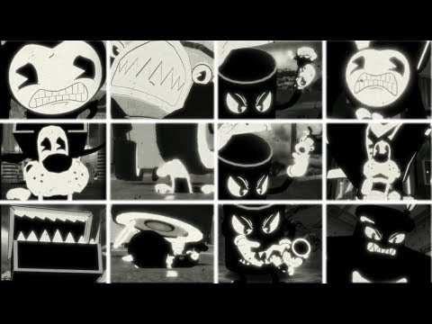 BENDY NIGHTMARE RUN ALL DEATHS