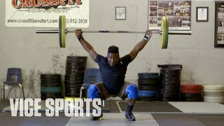 Video Meet the LeBron James of Weightlifting: The 16 Project MP3, 3GP, MP4, WEBM, AVI, FLV April 2019