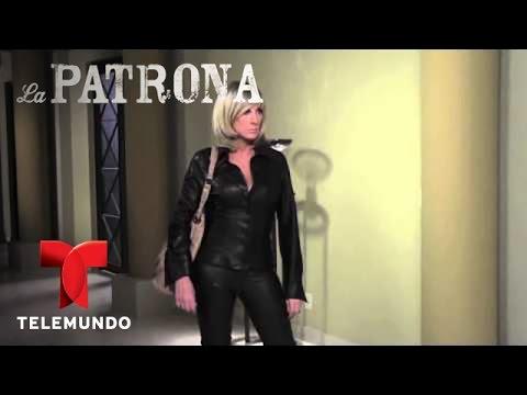 La Patrona / Detrás del vestuario / Telemundo