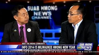 Suab Hmong News:  Information on 2014-15 Milwaukee Hmong New Year