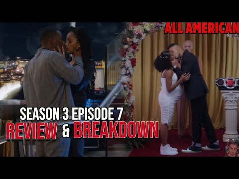 All American Season 3 Episode 7 Thoughts & Reaction! ALL SUMMER SECRETS REVEALED! (Spelivia)