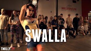 Video Jason Derulo - Swalla ft Nicki Minaj - Choreography by Jojo Gomez - ft Kaycee Rice #TMillyTV MP3, 3GP, MP4, WEBM, AVI, FLV Maret 2018